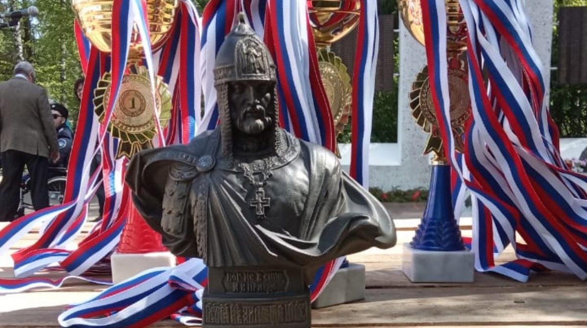 Суворовский турнир, посвященный Дню Победы, в храме Воскресения Христова поселка Быково