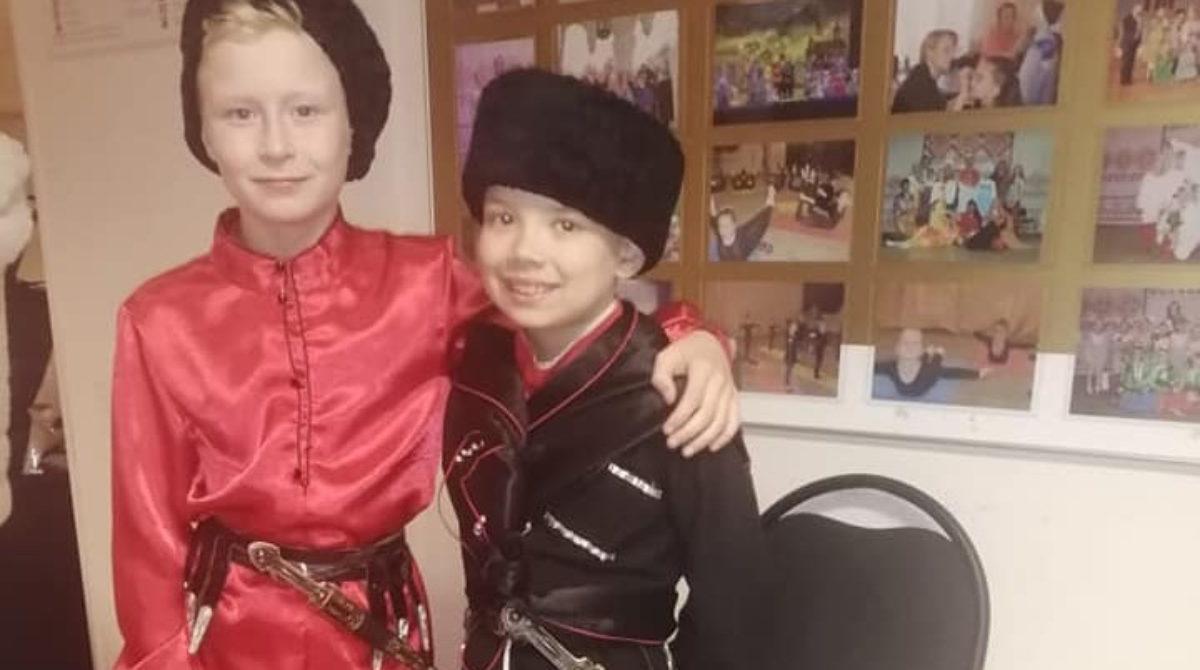 Участие Ансамбля «Раменские казачата» в областном конкурсе «Звездный май»