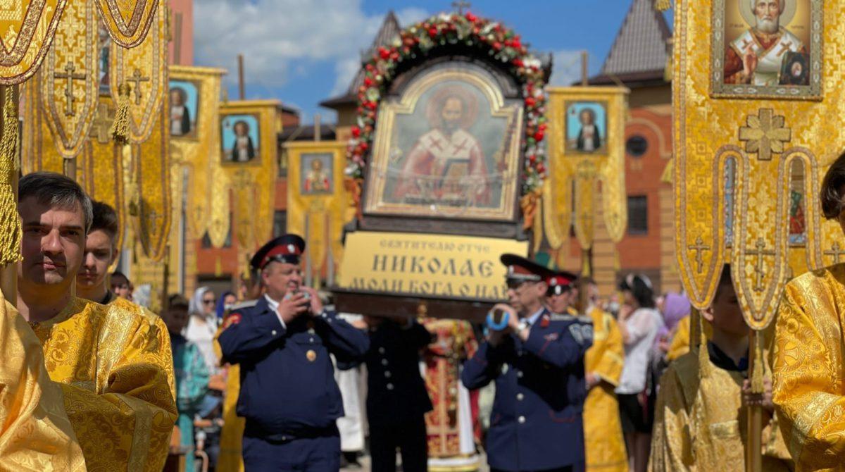Поздравляем всех с Днем Святого Николая Чудотворца
