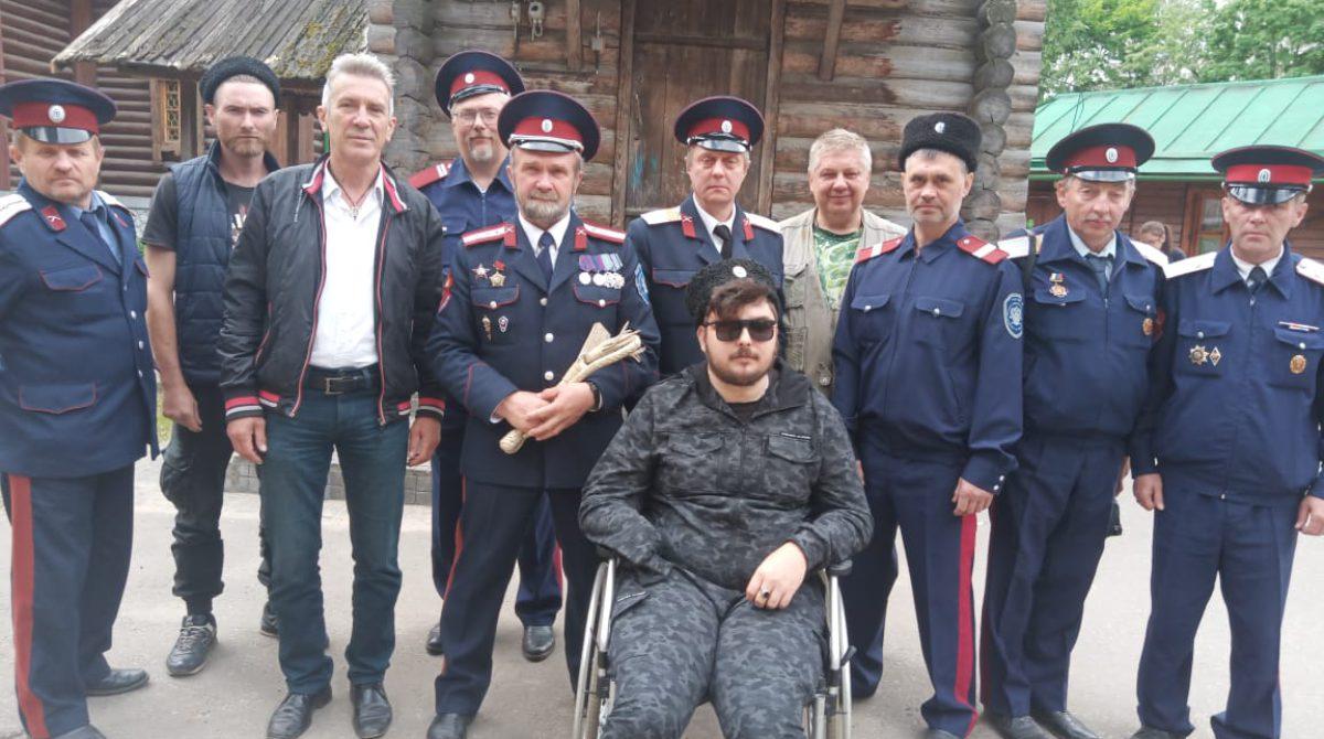 Поздравляем атамана Раменского ХКО Вячеслава Коценко с Днем Рождения!