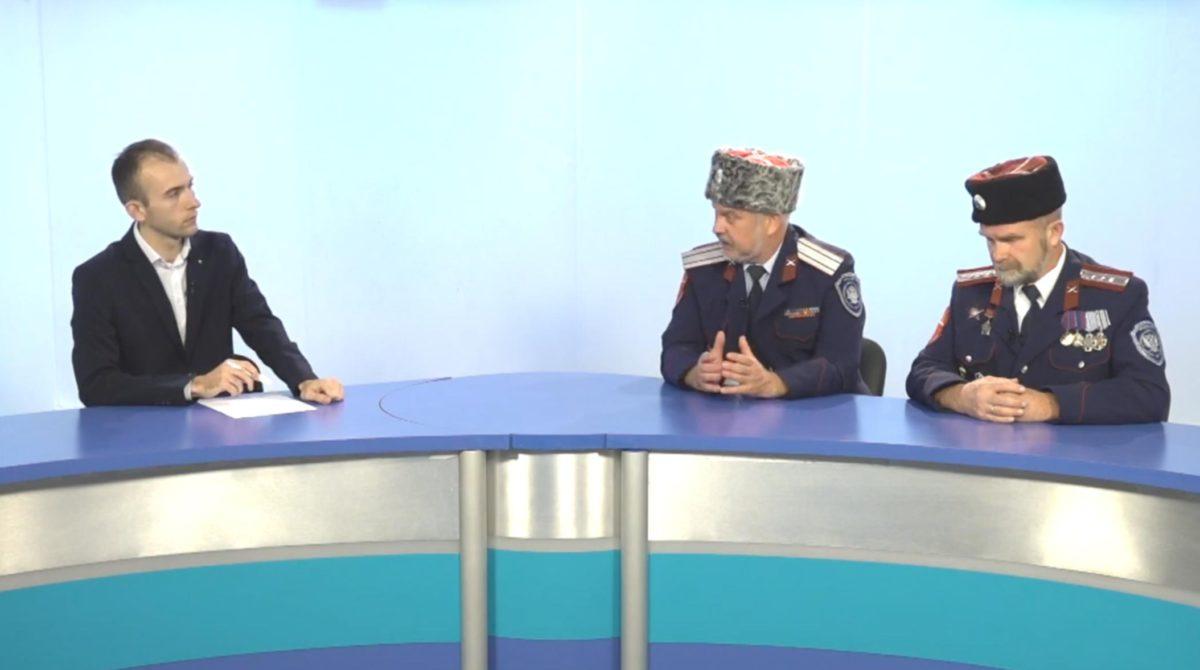 Откуда в Раменском казаки? «Вечерний диалог» на Раменском телевидении