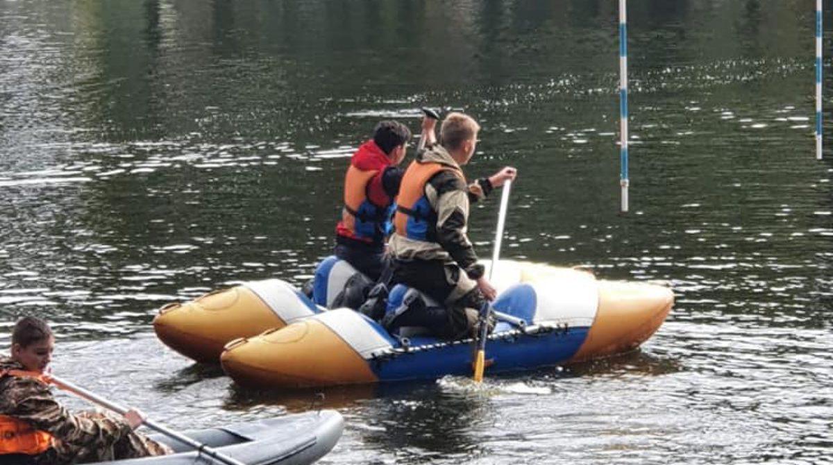 Фестиваль водных видов спорта, посвященный началу нового учебного года